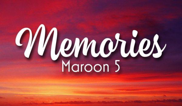 Maroon 5 otkrili svoja sjećanja