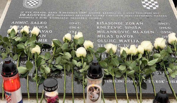 Obilježen Dan obrane grada Osijeka