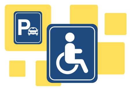 Akcija nadzora parkirnih mjesta za invalide