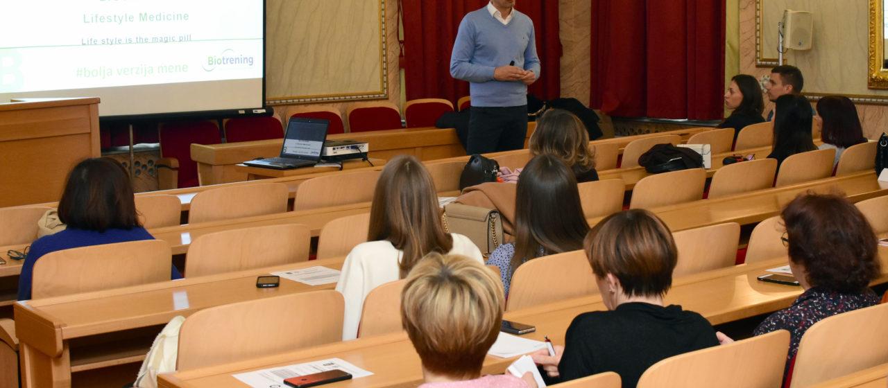 Osijek: održana edukacija za liječnike obiteljske medicine o Lifestyle medicini