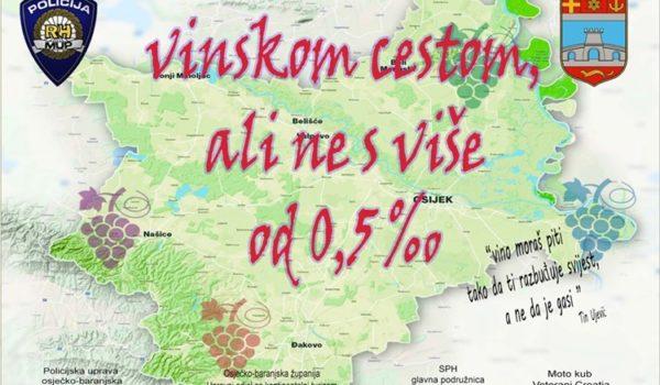 Dan svetog Vinka- upozorenje vozačima