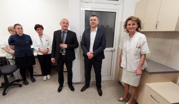 Grad Osijek nastavlja s donacijama osječkom KBC-u