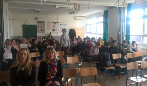 Erasmus + K2 u Osijeku