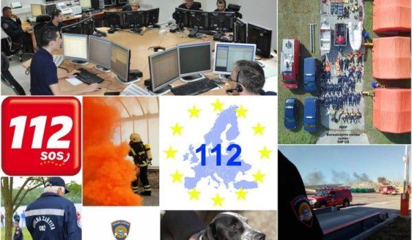 Obilježavanje 15 godina europskog broja 112