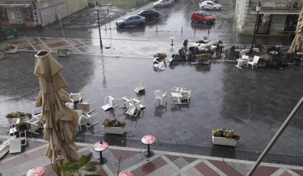 Nevrijeme pogodilo Slavoniju: najveća šteta u Našicama i Slavonskom Brodu