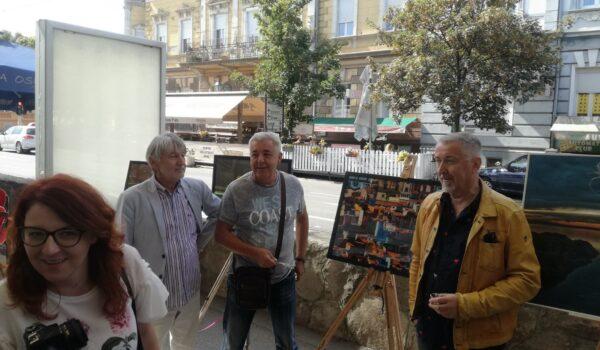 Na osječkoj tržnici otvorena izložba fotografija