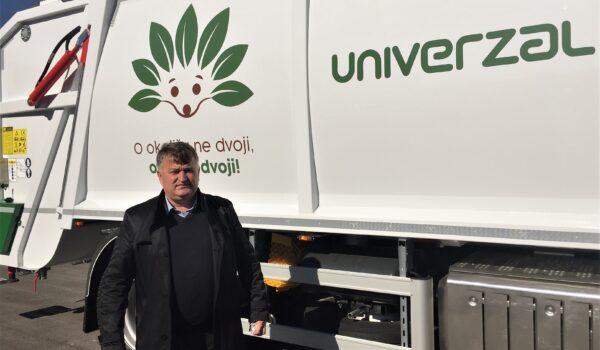 Univerzal Đakovo nabavio dva nova vozila