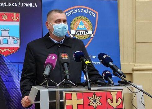 KBC Osijek na 82% kapaciteta! Nova 222 slučaja zaraze u OBŽ!