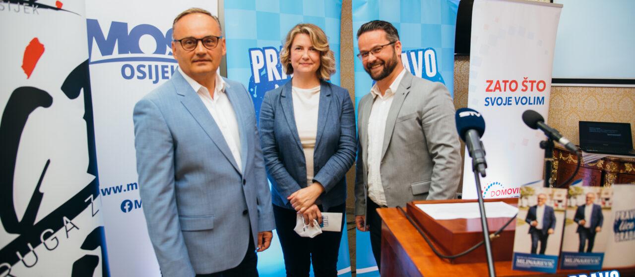 Berislav Mlinarević predstavio svoj tim za Kuhačevu