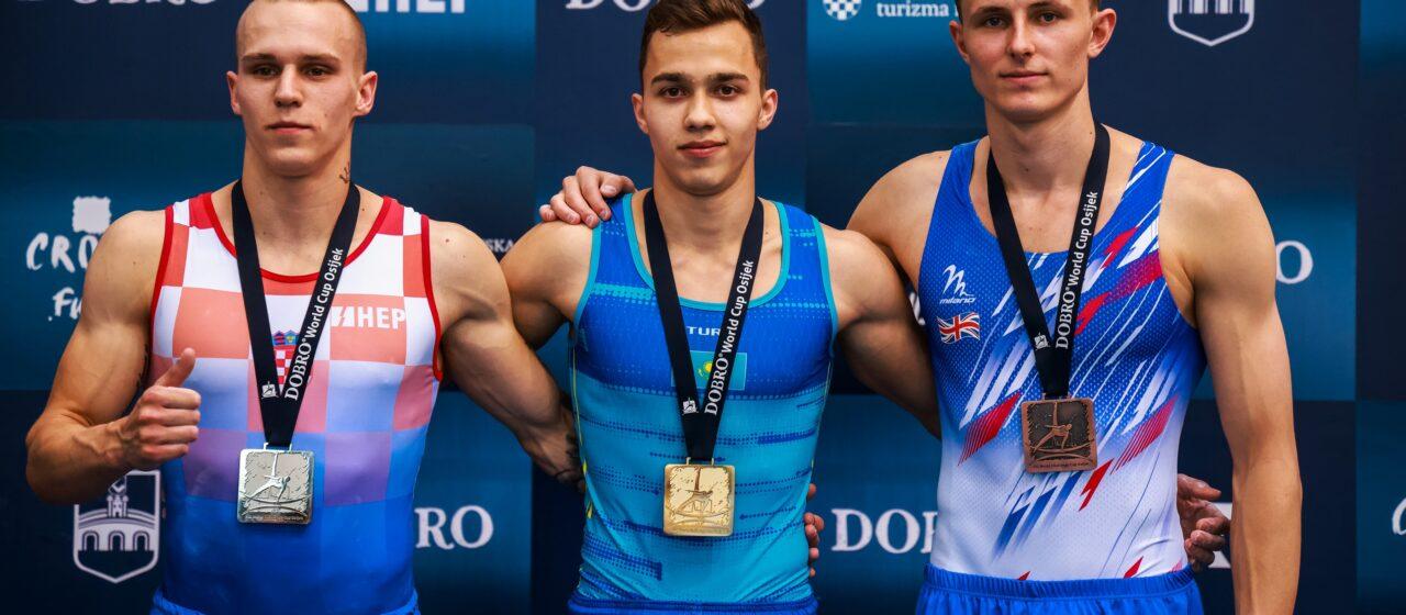 Gimnastičko prvenstvo Hrvatske i ove godine u Osijeku