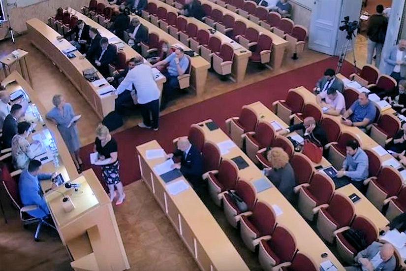 Konstituirano vijeće Grada Osijeka