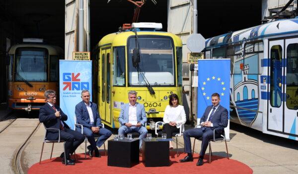 Osijek će imati najmoderniji javni prijevoz u Hrvatskoj
