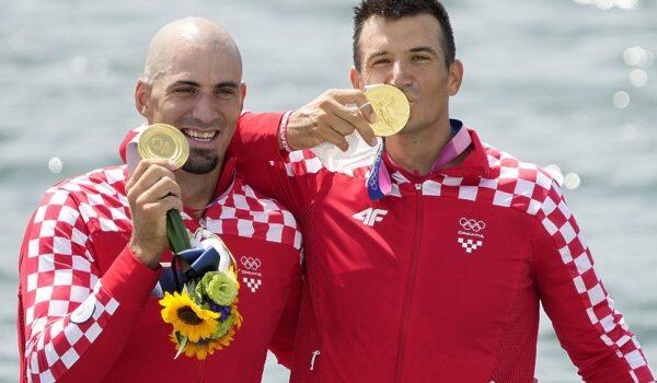 Čudesna braća Sinković osvojila olimpijsko zlato