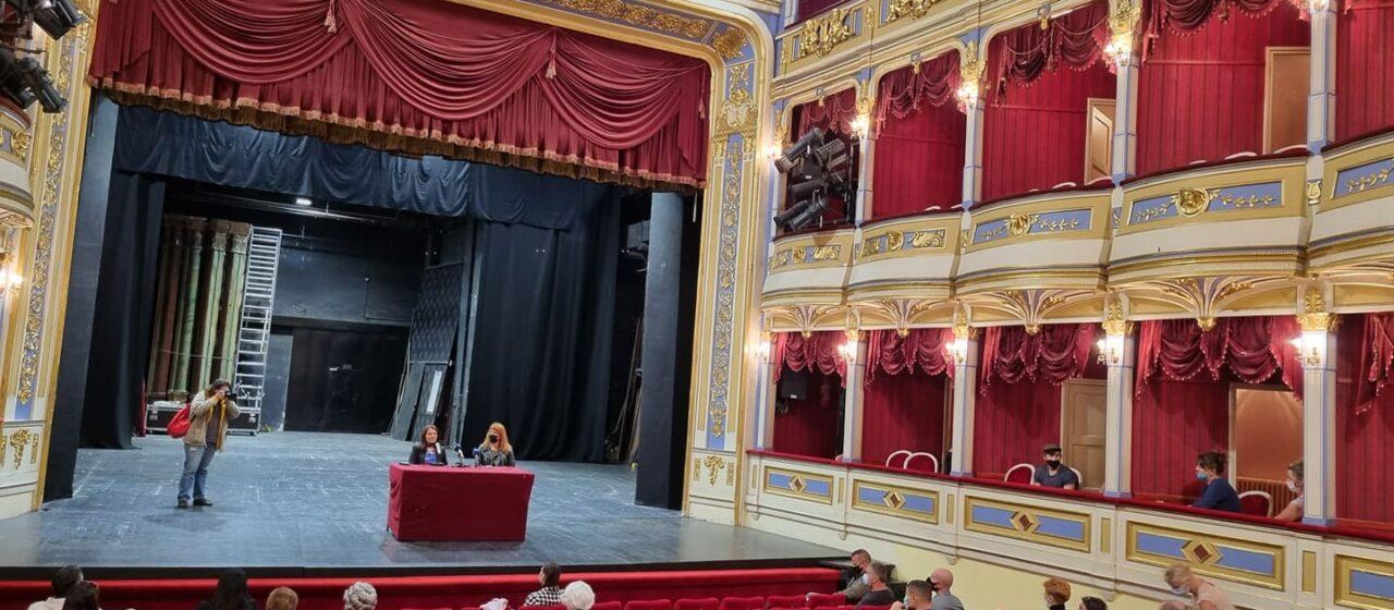Šest premijera u novoj kazališnoj sezoni HNK Osijek