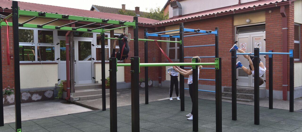 PBZ grupa donirala dječje igralište Domu Sv. Ane u Vinkovcima